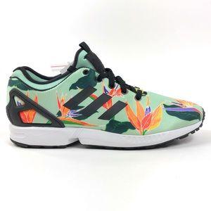 Adidas Originals ZX Flux NPS Floral Shoes B34468